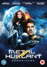 Metal Hurlant Chronicles DVD (2015) Rutger Hauer cert 15 ***NEW*** Amazing Value