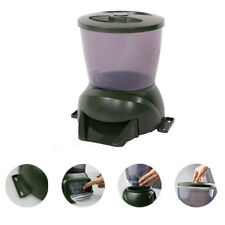 Automatic Fish Food Feeder Digital Programmable1 to 99 day Pond Aquarium Tank