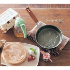 NEW Disney Mickey Mouse pancake frying pan from JAPAN F/S