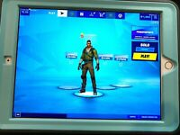 iPad 6th Generation With Fortnite Installed