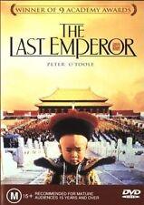 The Last Emperor (DVD, 2004) *New & Sealed* Region 4