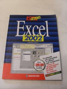 FERRO - EXCELL 2002 - EDIZIONE DE AGOSTINI