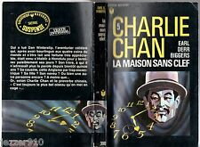 EARL DERR BIGGERS - CHARLIE CHAN n°5 - 1971 - MARABOUT