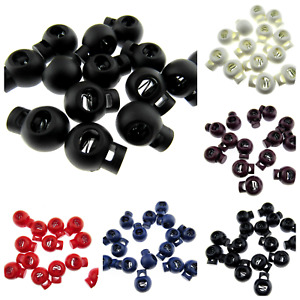 Nylon Toggles with Springs 20mm x 18mm