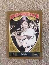+++ al Kaline 2013 PANINI Cooperstown Baseball Card #75 - Detroit Tigers +++