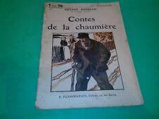 Octave Mirbeau - Contes de la Chaumière - Flammarion/Select-Collection (1929)