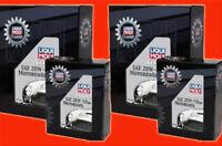 10 Liter Kanister (1L=9,75€) LIQUI MOLY Classic Motorenöl 20W-50 HD mild legiert