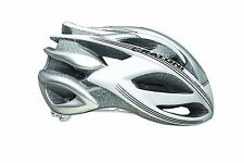 Cratoni Bullet Bicycle Helmet Road Light Visor Protection Race Triathalon M/L