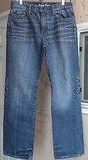 Guess  Jeans CRESCENT Size 32 X 30 Distressed Wash.