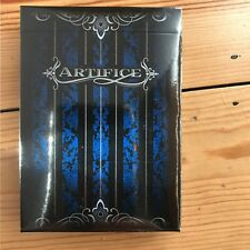 Ellusionist Aftifice Deck - 1st Edition - Ultra Rare Blue Back Playing Cards