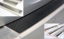 VW CADDY 3 2K SparSET Ladekantenschutz und Einstiegsleisten CARBON AluNox®