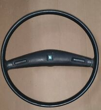 RARE GENUINE 1980s TOYOTA KP30 KP36 KP37 STEERING WHEEL ASSY - HORN BUTTON