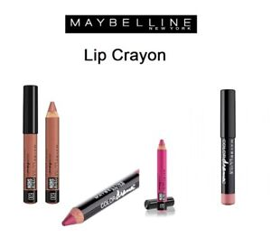 Maybelline Color Drama by Color Show Intense Velvet Lip Crayon-Choose Shade