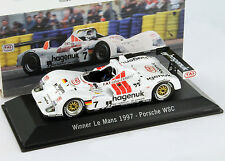 Porsche 935/76 WSC #7 Winner 24h LeMans 1997 Joest Racing 1:43 Spark