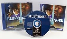 Sega Dreamcast - Blue Stinger + Anleitung + OVP