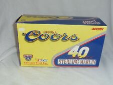 Sterling Marlin #40 Coors Light 1:24 1998 NASCAR Action diecast race car
