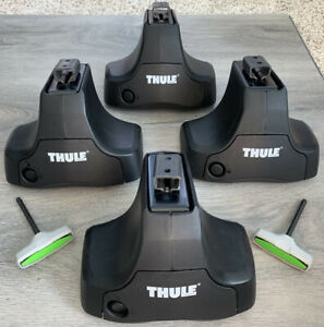 Thule Rapid Traverse 480R  Foot Packs In Super Nice Used Condition!!!