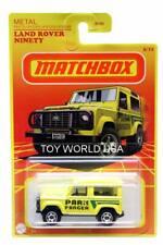 2020 Matchbox Retro Series #5 Land Rover Ninety