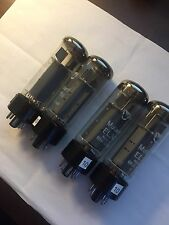 Mullard XF4 Blackburn Quad Valves EL34 Tube Power Marshall Orange Hiwatt Amp