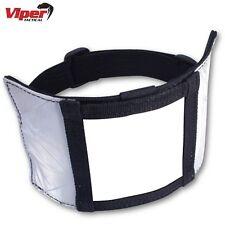 VIPER ID ARMBAND BADGE CARD HOLDER DOORMAN SECURITY PATROL REFLECTIVE BOUNCER