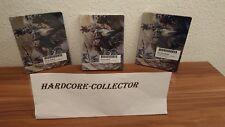Monster Hunter World Steelbook Case-VERY RARE-SOLD OUT!!! No game-pas un jeu