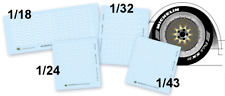 [FFSMC Productions] 1/43 scale Decals Michelin Pilot SX markings for tyres (x80)