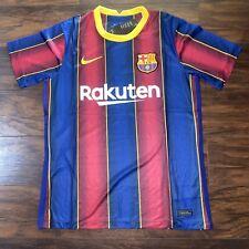 Men's FC Barcelona 20/21 Home Jersey Size L