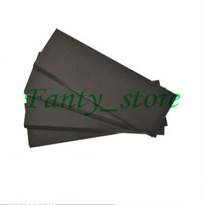 6pcs Carbon Vanes replace Orion KRF 70; KRA 8; KRH 8 162*51*7mm #AA48 LW