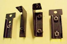 1969 1971 1972 Chevy GMC Pickup Factory Bucket Seat Floor Mounting Brackets