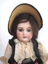 DEP Bisque Headed Doll-Simon et Halbig pour jumeau