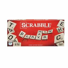 Scrabble Classic Crossword New Game , New, Free Shipping