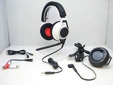 Plantronics RIG Stereo Gaming Over-the-Ear Headset WHITE for Mac Xbox PlayStatPC
