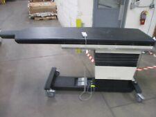 Biodex 056 830 Surgical C Arm Table 5 Way Motion Updown Tilt Trend Slides