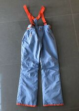 New Boden Ski Pants 13-14yrs All Weather Waterproof Trousers Pale Blue 164cm