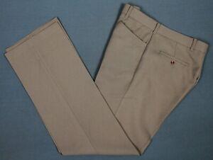 Levi's Vintage Polyester Action Slacks Pants Brown Mens 33x33 70's
