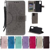 Samsung Galaxy Note10 Lite Handy Hülle Flip Case Cover Bumper Tasche Mandala