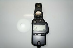 [Exc+++++] MINOLTA AUTO METER IV F W/ VIEWFINDER 5° STRAP FROM JAPAN