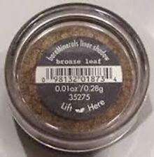 1 bare minerals Eye Liner Shadow Bronze Leaf 0.28oz New Sealed Under Cap