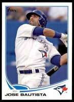 2013 Topps Jose Bautista Toronto Blue Jays #441
