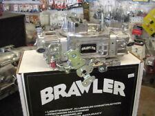 QUICK FUEL  BRAWLER 650 CFM DBL PUMPER, ELECTRIC CHOKE, 4 CORNER IDLE ADJ.