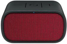 Logitech Ultimate Ears MINI BOOM Red/Black Bluetooth Speaker and Speakerphone
