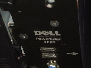 Dell Poweredge 2800 Intel Xeon 2.8GHZ