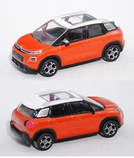 Norev 310807 citroen c3 Aircross, Power Orange, techo Polar-blanco, aprox. 1:64