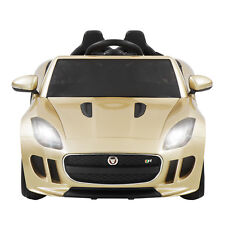 Kenwell 12V Electric Kids Ride On Car Jaguar F-TYPE with RC Remote 3 Speeds