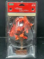 Lemax Village Collection Maple Tree 6 Inch NOS 1999