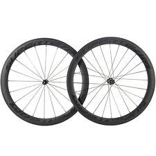 SUPERTEAM Carbon Wheels DT swiss 350S Hub Carbon Road Bike/Bicycle Wheelset