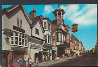 Surrey Postcard - High Street, Guildford     RS18334