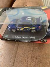 Subaru Impreza WRC 1:43 Never Been Out Of Box