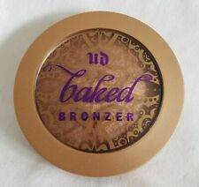 Urban Decay Baked Bronzer Powder Face & Body Compact Full Size Pre-owned