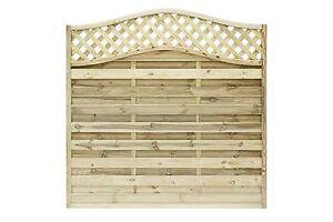 Elite Meloir Fence Panel - Premium Euro Panel - £49.00